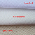 100% cotton fabric twill 16x12 108x56 280gsm plain dyed printed workwear fabric for workwear trousers