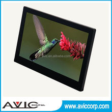 "Commercial 10 inch tablet pc Indoor 10"" touching screen lcd digital advertising monitor"