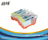 Zhuhai Lifei 6 colors PGI-525/CLI-526 refillable ink cartridge for Canon PIXMA MG8150/MG6150/MG6250 with chip