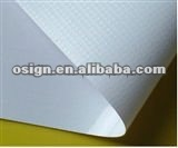 Flex advertisement banner for large format printing High tear resistance