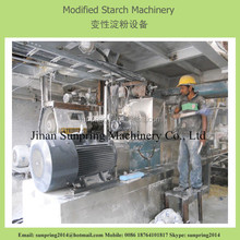 pre-gelatinized starch processing machine Modified Starch Processing Machine