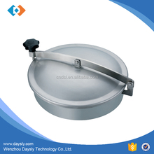 DYB Round Manway/Manhole cover for beer tanks without pressure