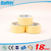 Hot china products wholesale factory price brown car decoration paper clear masking tape