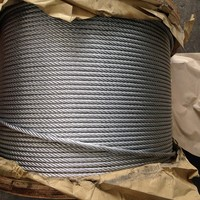 galvanized ungalvanized clothes rope