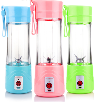 Amazon 2018 high quality electrical juicers portable blender portable mini press juicer