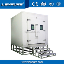 Lenpure Walk In Water Resistance Testing Equipment for IP Rain Testing