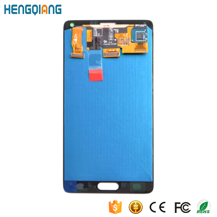 Cheap original screen lcd for samsung galaxy note 4 n910c, for samsung note 4 screen
