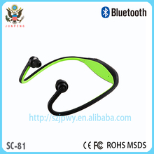 2015 Best Quality Sport Stereo Bluetooth Wireless Headset, bluetooth headset