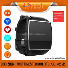 cheap touch screen electronics gps bluetooth wifi na Cheap Waterproof Android Bluetooth Smart Watch Phone