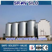 Lime Coal Powder Beton 200 1000 Ton 50T-2000T Bolted Good Price Bulk Steel Cement Storage Silo For Hot Sale