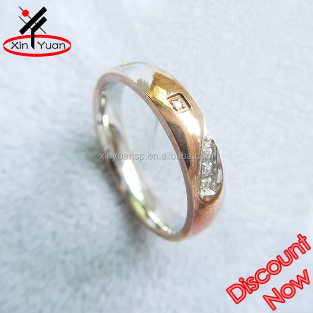moroccan jewelry diamond inserted wedding ring moroccan