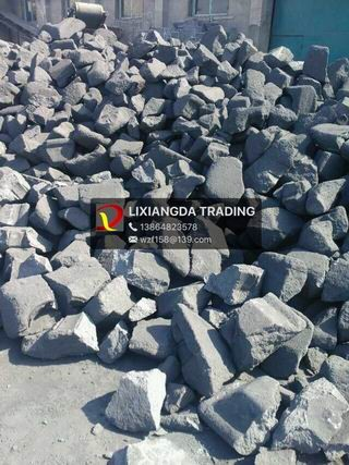 100-400mm Carbon Anode Scrap for Copper Smelter/Replace Foundry Coke