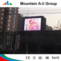 Video P10 Full Color Led Display Outdoor LED Signs