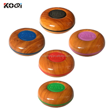 New Model Waterproof Pager Wireless Calling System Restaurant Service Waiter Call Button K-O1plus
