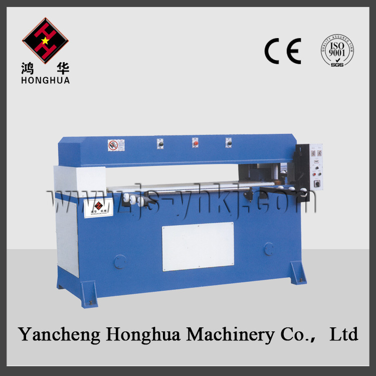Automatic 4-column Hydraulic Die Cutting Machine