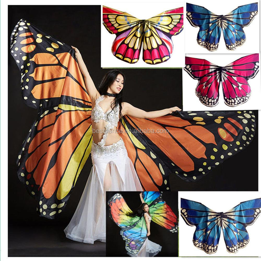 BestDance birthday dresses party dresses Butterfly dress up Bollywood Carnival dress birthday dress party