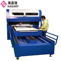Super march discount Professional motion control chip die cutting press machine / die-cutting machine for plastic on sale
