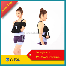 High quality arm support belt pouch arm sling for arm fracture support brace