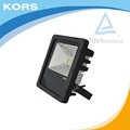 ultrathin LED flood light 10W 20W 30W 50W Black AC85-265V waterproof IP65 Floodlight Spotlight Outdoor Lighting