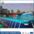Durable PVC material outdoor frame pool removable abouve ground metal frame pool for sale