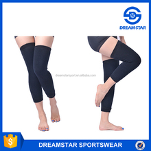 Black Elastic Sport Knee Supports Kneepad