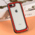 DFIFAN New Anti Scratch mobile back cover PC and TPU 2 in 1 hybrid phone case for iphone x bumper cover case for iphone 8 plus