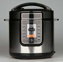 Automatic Multifunction Electric Pressure cooker