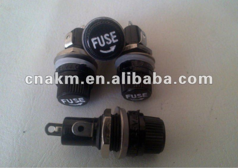 Screw Type Fuse M5*20 10A 250V And 15A 125V