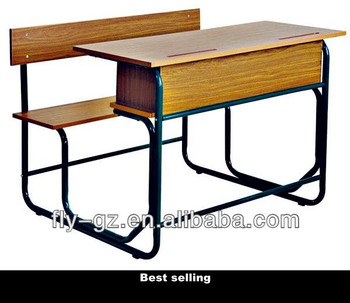 Student table chair classroom desk chair school for School furniture from china