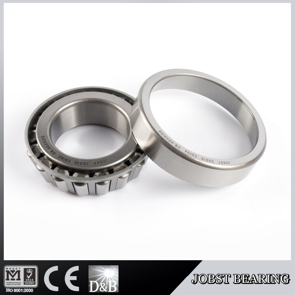 Rolling Mill Tapered Roller Bearings 32210 from China Supplier