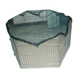 Steel Cage Rabbit Playpen/ Adjustable Wire Cute Pet Playpen/Exercise Pen for Rabbit Dog