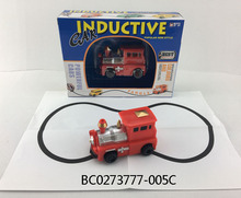 Hot sale plastic mini inductive car toys for kids BC0273777-005C