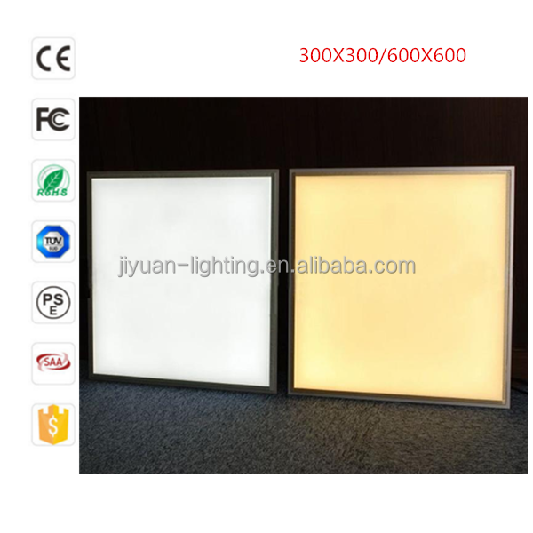 latest china led panel light product special design good image 600*600mm slim panel light without screw on back side hot sale