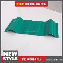 upgrade version plastic tile pvc factory