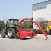 farm tractor maize combine harvester machine