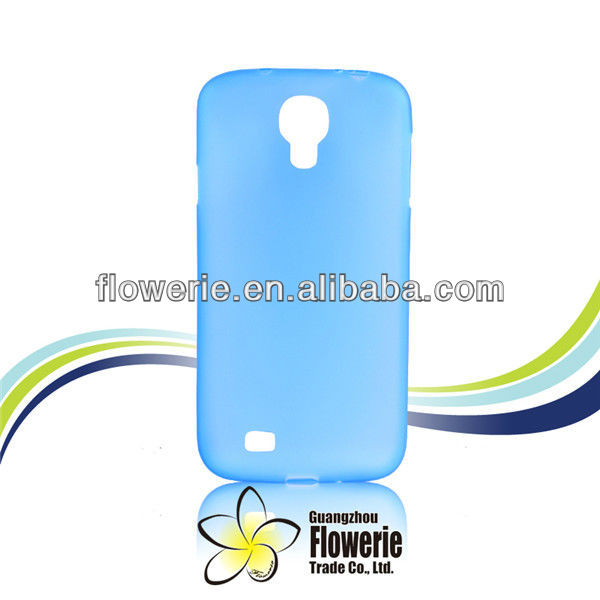 FL742 NEWEST DESIGN! Ultra-thin matte hard case for samsung galaxy s4,transparent model plastic cover for samsung galaxy s4