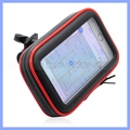 Smartphone Bike Handlebar Mount with Water Resistant Holder for iPhone Samsung