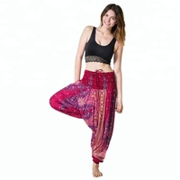 Professional Bohe India Harem Yoga Pants Sexy Beach Pant Crotch Thai Islam Trouser Clothes For Girl with CE certificate