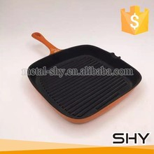 south africa cast iron cookware / enamel coated cast iron cookware boiler set