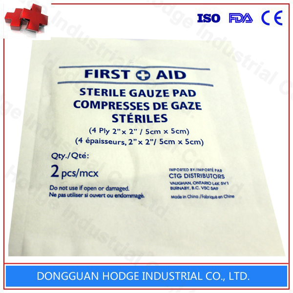 sterile surgical dressing pads gauze pad cheapest pad