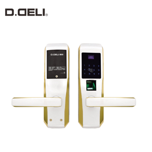 Hot Selling Hotel Door Lock System In Remote, Fingerprint, Key, Card, Password Multiple Security Tru Bolt Electronic Lock Owner