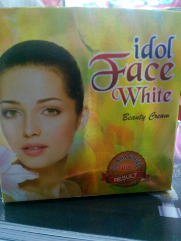 Idol Face White Beauty Cream