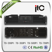 ITC Precise Series Preferred Choice Professional Power Amplifier