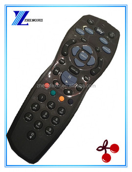 uk market universal remote control use for sky/sky plus/sky+/sky hd/astro