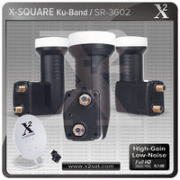 The best ku band twin L shape lnb