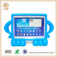 Childproof EVA Kids 10.1 inch Handle tablet case for Samsung Galaxy Tab 3