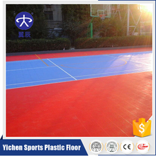 High Quality PP Interlocking Floor Tiles PVC Garage Floor Covering