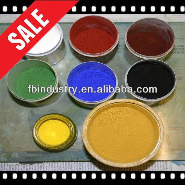 Factory Price of epoxy mica iron oxide paint