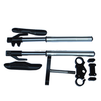 KingRuth XR70 CRF70 TTR110 KLX110 Dirtbike Dirt Bike Front Fork Shock Used Pair Set Pitbike motorcross
