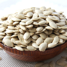 edible lady nail pumpkin seeds